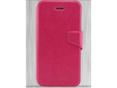 7806 funda de piel para iphone 5c rosa apertura lateral.jpeg