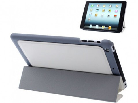 4484 funda blanca de piel con soporte para ipad mini estilo smart cover.jpeg