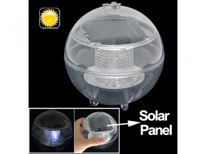 Comprar lampara led solar para jard n con env o en 24 for Lampara solar led