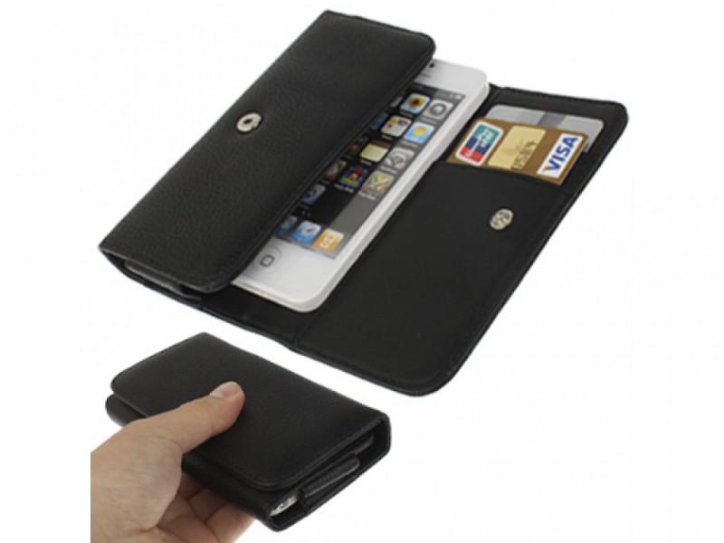 carcasa piel iphone 5