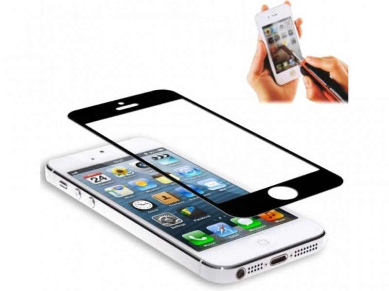 Comprar Protector de cristal templado de 0.2mm para iPhone 5/5C/5S ...