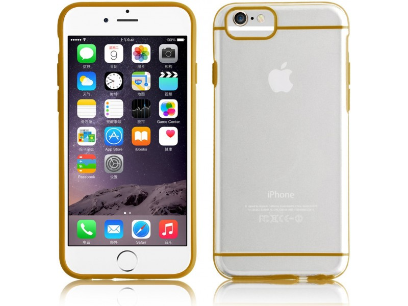 iphone 6 plus carcasa transparente